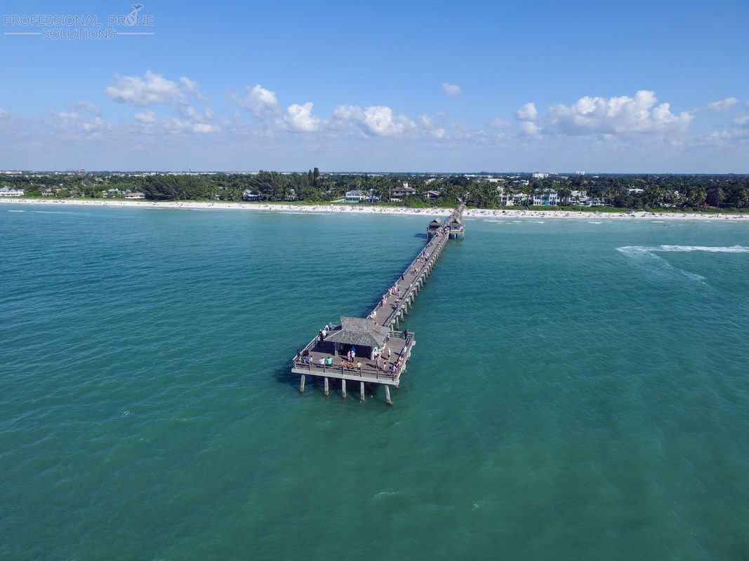Aerial Photography in Naples Florida – What to look for in a drone company
