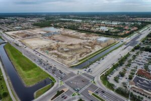 Job Update: Founders Square Progress Photos Naples Florida