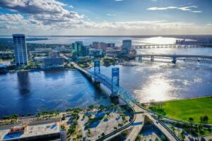 Jacksonville Florida Aerial Photography