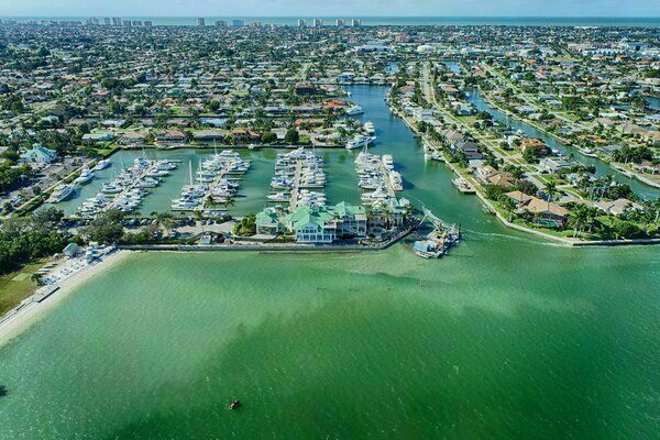Marco Island Florida Drone Video and Photo