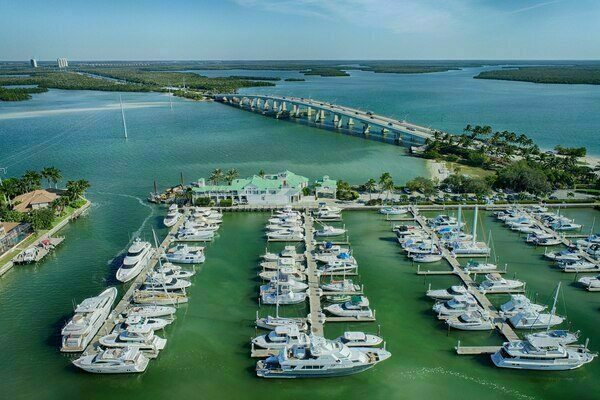 Drone Photography in Marco Island, Florida