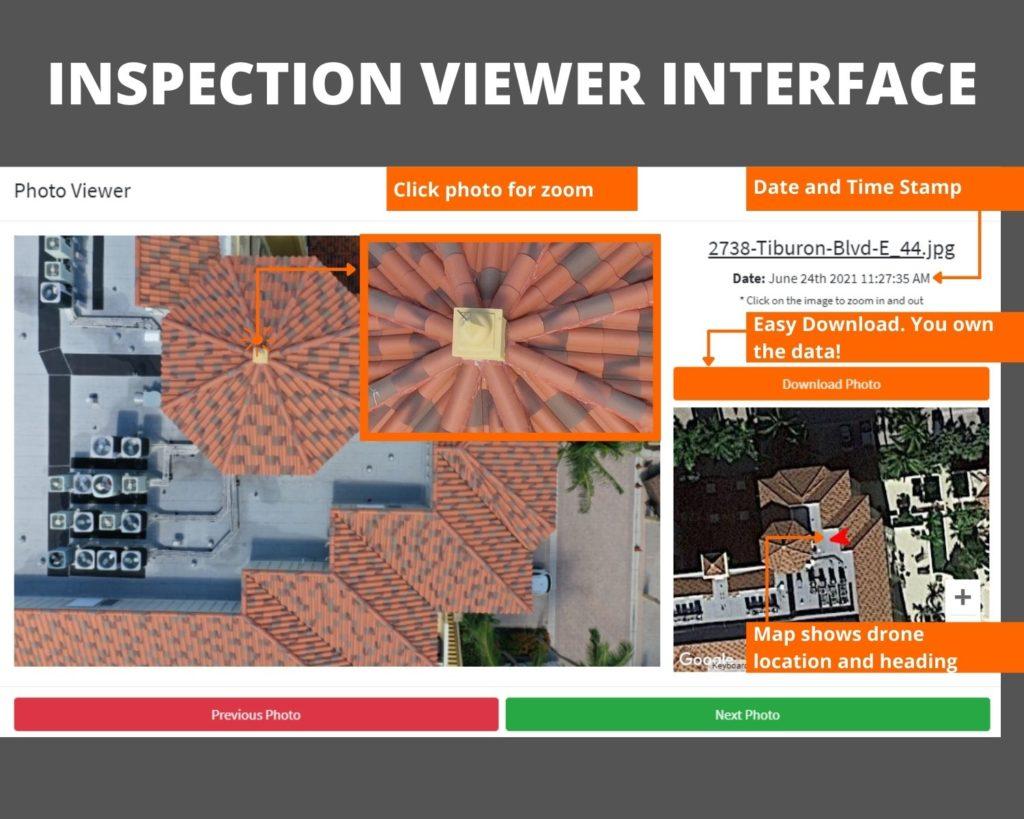 Inspection Viewer Interface