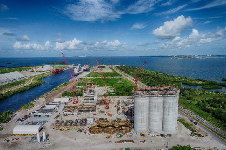drone construction photography in florida